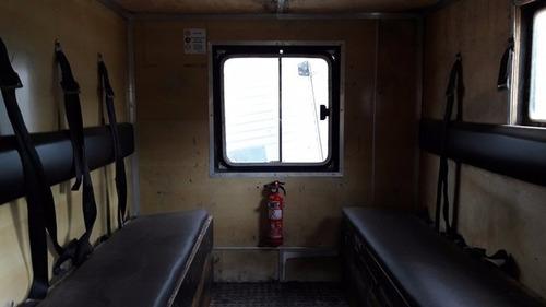 10 unidades cabine suplementar para 8 passageiros jardel