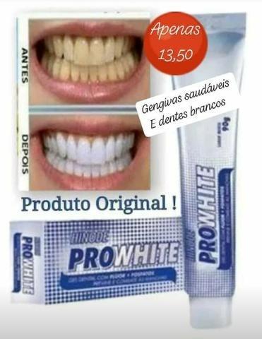 10 Unidades De Gel Clareador Dental Prowhite Hinode Atacado R