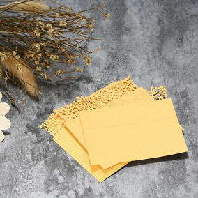 1166fa5ce1ef 10 Unids Blanco Romántico Tallado Flor Vine Vine Mark Marca