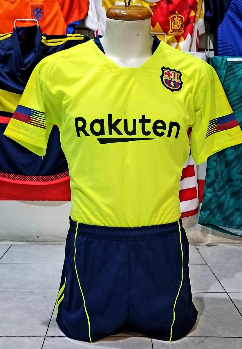 1c145a2bb3826 10 uniformes de futbol calidad dri-fit barcelona visita 2019. Cargando zoom.