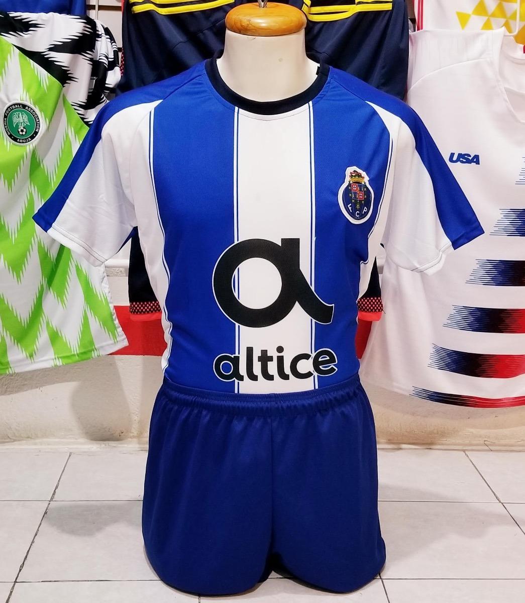 10 Uniformes De Futbol Calidad Dri-fit Porto Local 2019 -   3 b5c6a03dfd898