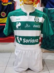 10c28d993e91b Uniforme Santos Laguna - Uniformes de Fútbol en Mercado Libre México
