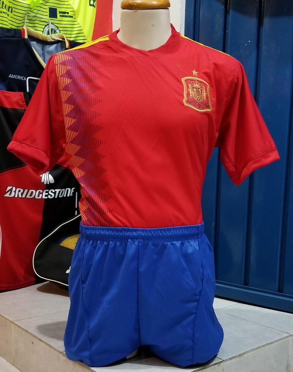 10 uniformes de futbol españa local 2018 100% dri-fit. Cargando zoom. 59a19c44ebd4f