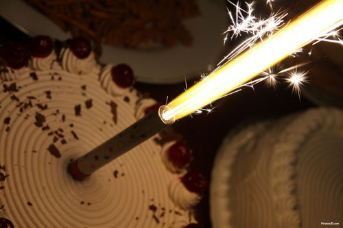 10 velas mágicas