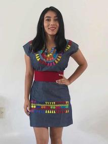 3885c735da 10 Vestidos Bordados Artesanales De Chiapas