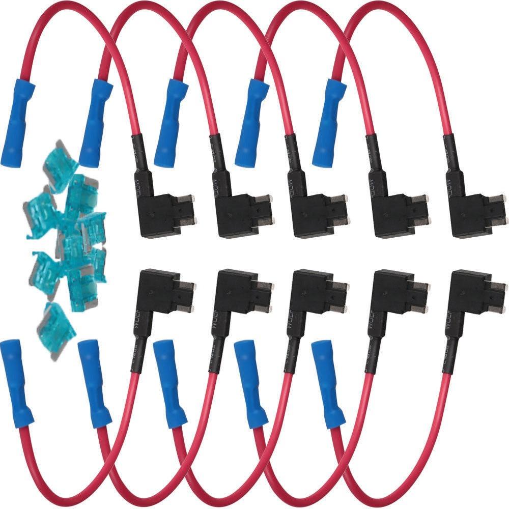 Circuito X : 10 x acn grifo mini añadir un circuito atm bajo perfil hoja