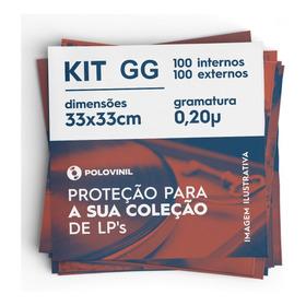 100 +100 Plastico Lp Capa Dupla Gatefold 180g + Interno 31