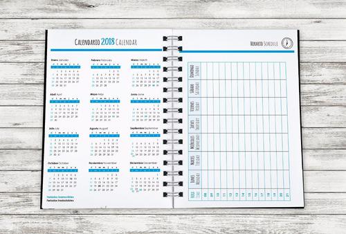 100 agendas personalizadas 2019 15 x 21 tapacon accesorios