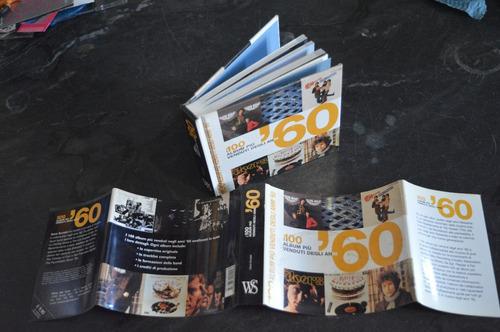 100 album piu venduti degli anni 60 livro