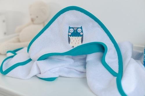 100% algodón toallas para bebés (100x80cm)