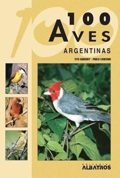 100 aves argentinas  canevari pablo narosky  albatros