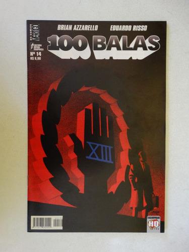 100 balas nº 14! opera graphica dezembro 2002!