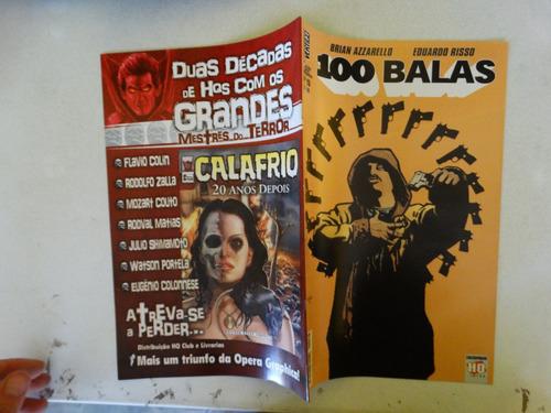 100 balas nº 15! opera graphica janeiro 2003!