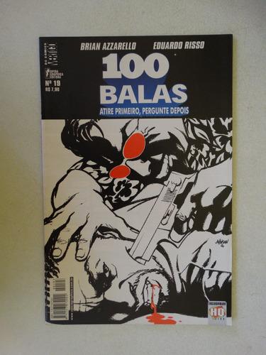 100 balas nº 19! opera graphica junho 2003!