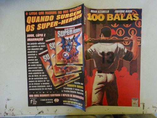 100 balas nº 27! opera graphica fevereiro 2004!