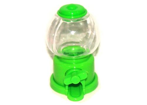 100 baleiro giratório mini lembrancinha festa infantil verde