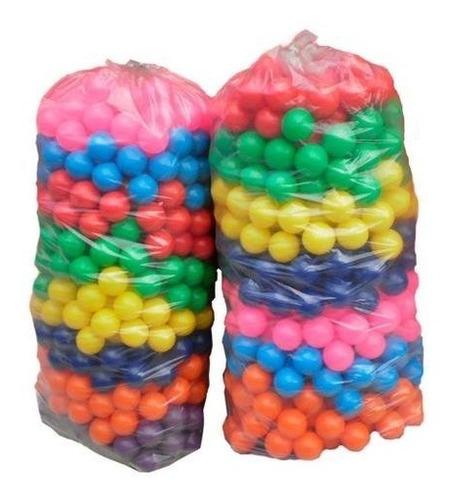 100 bolinhas coloridas para piscina de bolinhas