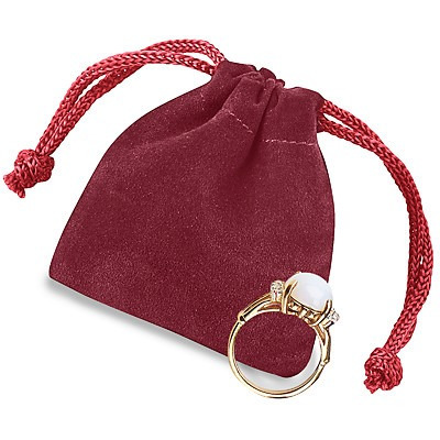 100 bolsas de terciopelo para joyas o joyeria de 5 x 6 cm