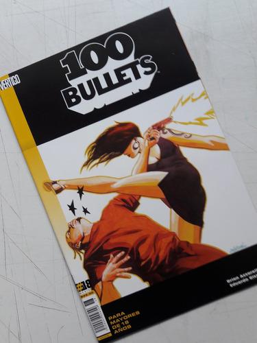 100 bullets, completo 36 comics, televisa