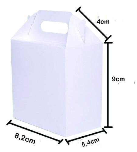 100 caixinhas sacolinha papel lembrancinha surpresa leite