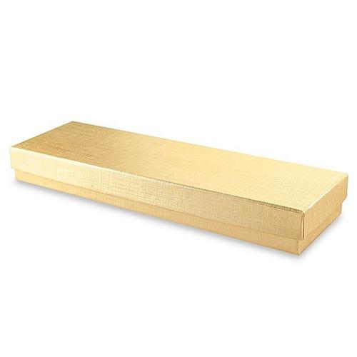 100 cajas color dorado para reloj de mujer joyeria
