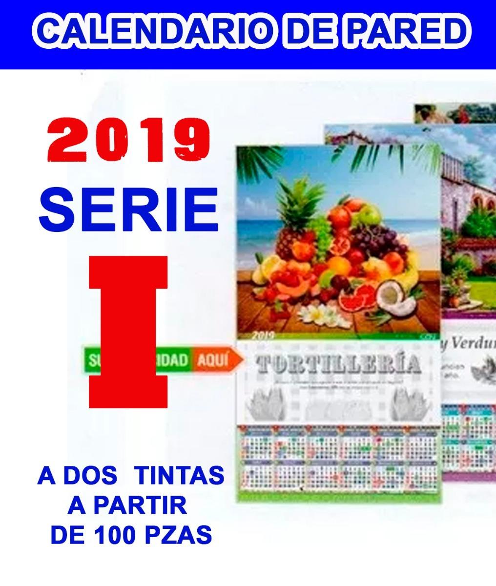 Serie Calendario.100 Calendario Len Serie I