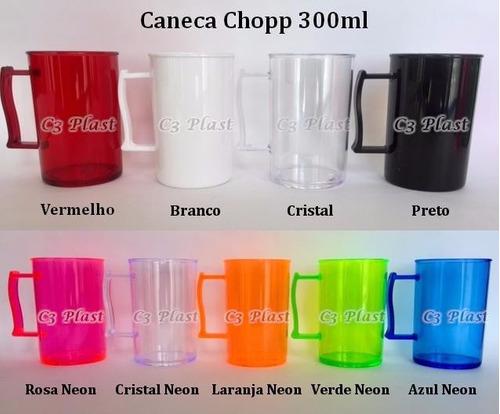 100 caneca chopp
