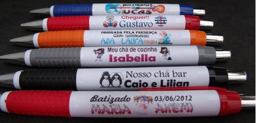 100 canetas personalizadas arte grátis