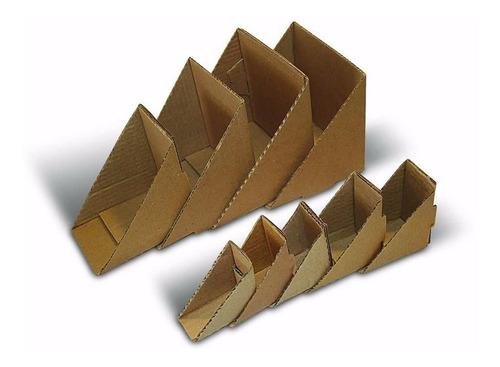 100 cantoneira de papelão para diversos