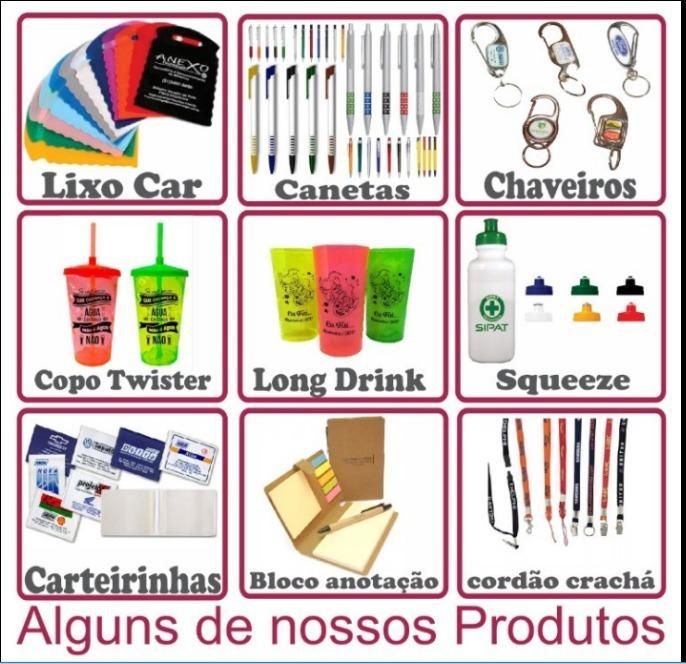 4ef83a23be 100 Capa Porta Cartão De Crédito Personalizado Brindes Nr11 - R  80 ...