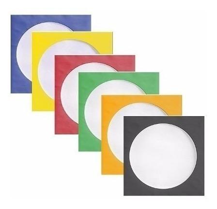100 cd-r virgem multilaser + 100 envelope de papel c/ visor