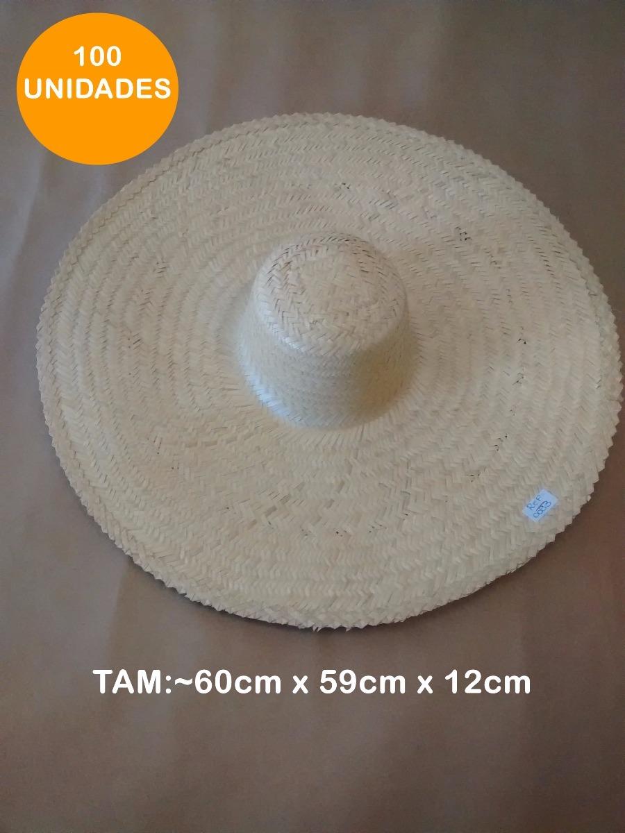 e4435450e ... 100 chapéu de palha gigante mexicano atacado aba 20cm 0093. Carregando  zoom.