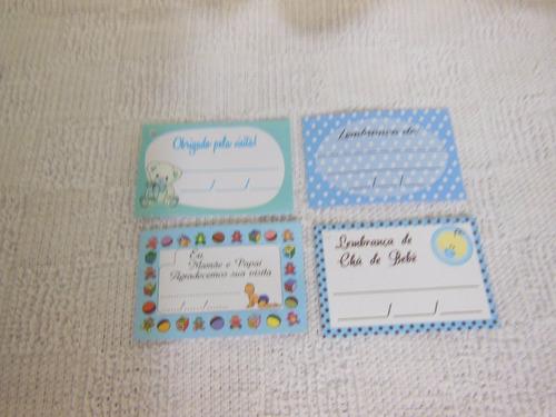 100 chaveiros lembrancinha maternidade chá de bebê ou fralda