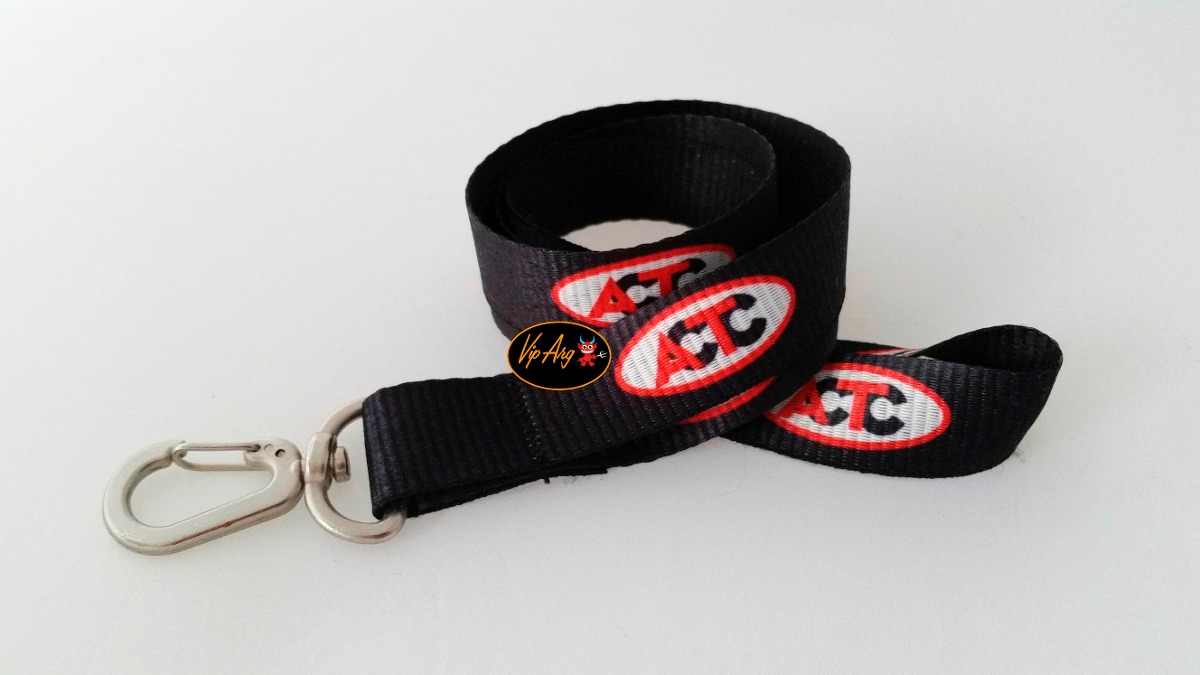 6d8c1b06e8 100 cintas llaveros personalizados fondo negro con zamak. Cargando zoom.