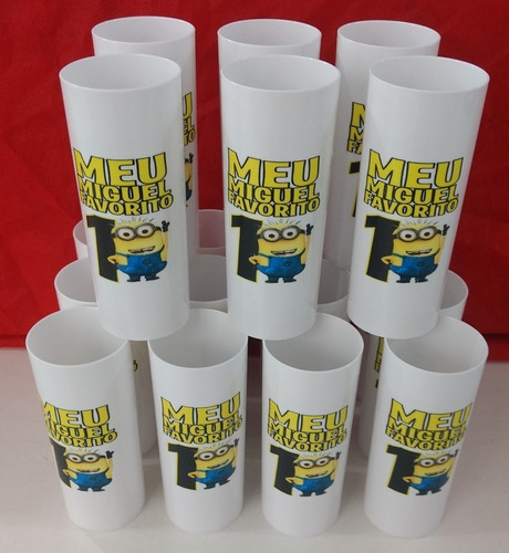 100 copos long drink personalizados