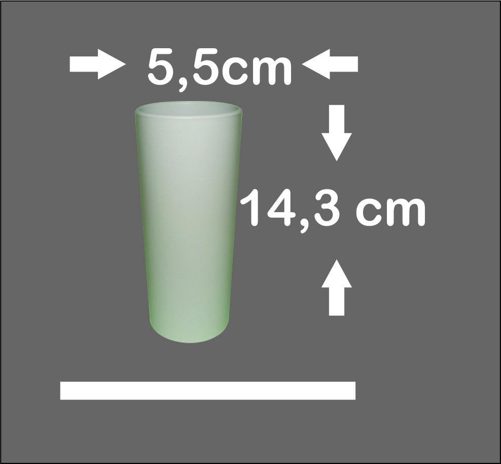 c33d462e8 100 copos long drink preto liso para personalizar. Carregando zoom.