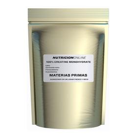 100% Creatine Monohydrate 500g/100serv Creatina Alta Pureza