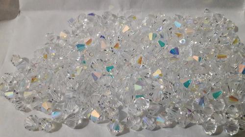 100 cristais balão preciosa 04mm boreal noivas bordados