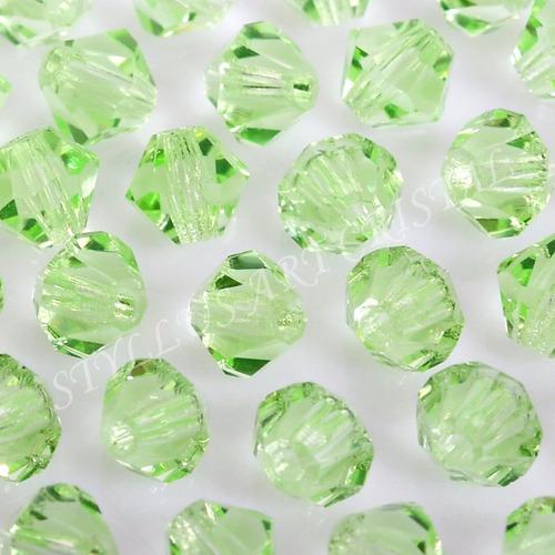 100 cristais balão preciosa chrysolite 04mm noivas bordado
