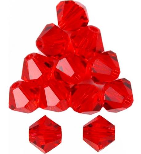 100 cristais balão preciosa light siam 04mm noivas bordados