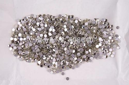 100 cristales imitación swarovski decoracion de uñas 1.9mm