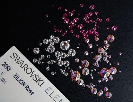 100 cristales swarovski original para u as en tama o 6 8 for Cristales swarovski para decorar unas