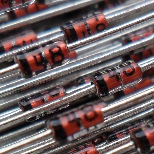 100 * diodo de sinal 1n4148