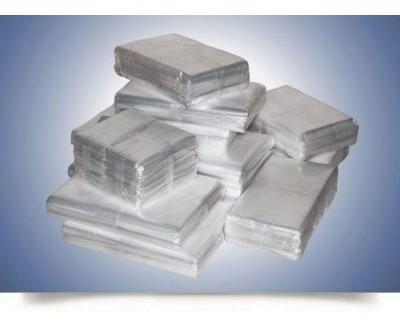 100 embalagens adesivadas - saco adesivado 15x30 cm