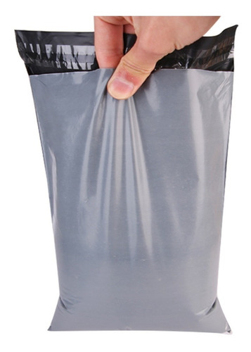 100 envelope plástico segurança lacre sedex 40x50 40 x 50 cz