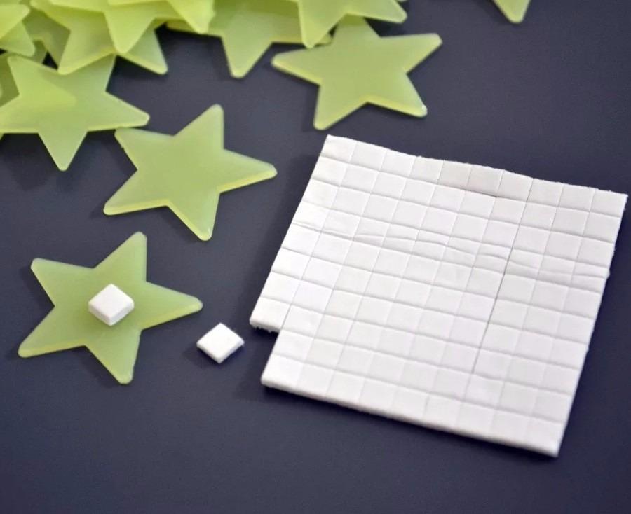Armario Segunda Mano Mallorca ~ 100 Estrela Teto Parede Fluorescente Adesiva Brilha Escuro R$ 13,48 em Mercado Livre