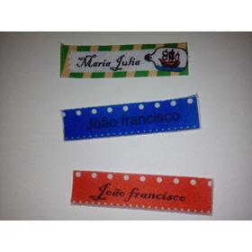 100 Etiquetas Termo Colantes Impressas Em Impressora Laser