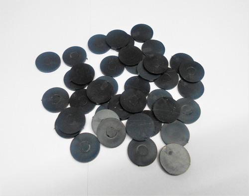 100 fichas plásticas para metegol comercial estadio n2 y n3