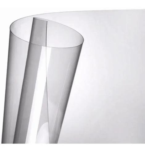 100 folhas de acetato pet transparente - 30x40cmx0,20mm esp
