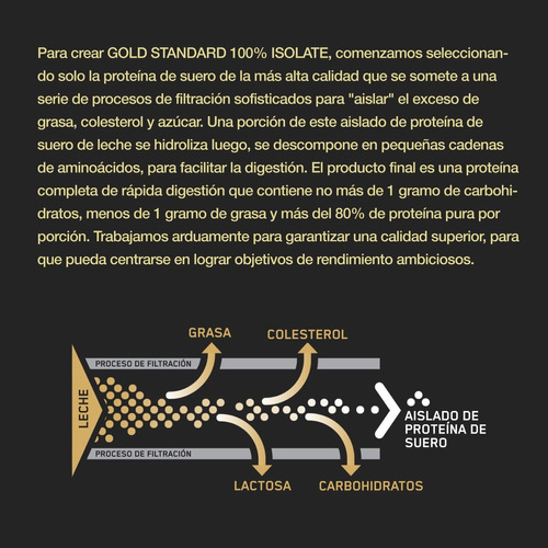 100% gold st isolate vanilla 5l - l a $256500